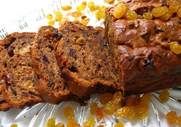 Pão de Ameixa sem Glúten e sem Lactose | Vida sem Glúten e sem Alergias