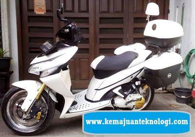 Modifikasi Motor Honda Vario 2005 | Kemajuan Teknologi