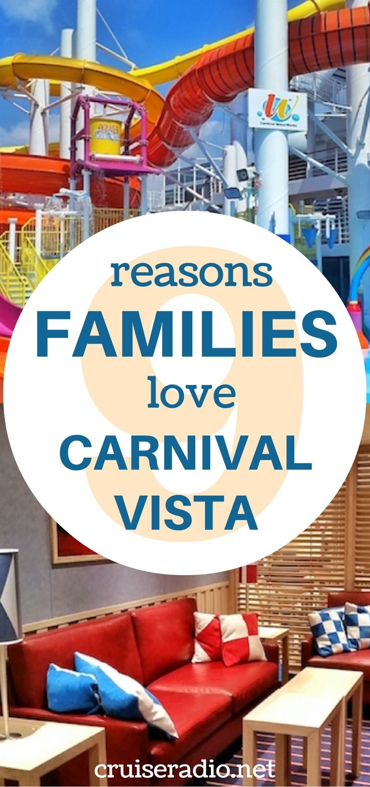 18 best Cruising Carnival Vista images on Pinterest | Carnivals ...