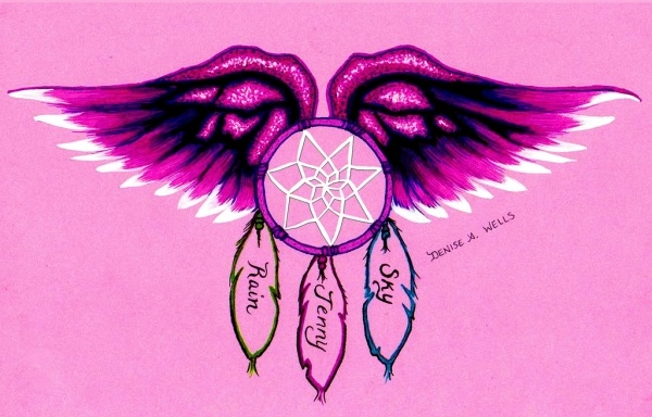 Image detail for -Family Tattoo Design by Denise A. Wells - free stock photo