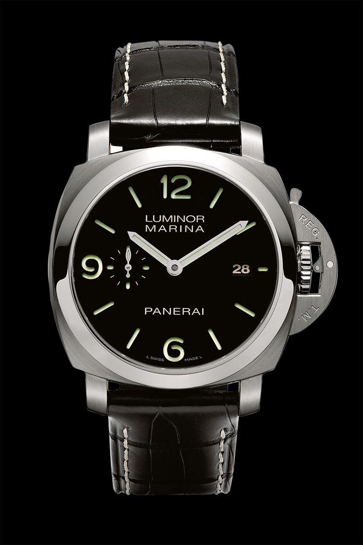 Luminor Marina 1950 3 Days Automatic PAM00312 44mm - Collection 3 Days - Watches Officine Panerai. $7000