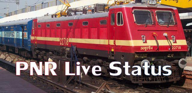 PNR Status : Check Online PNR Status