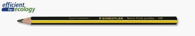 STAEDTLER® Noris Club®, Triangular learner's pencils