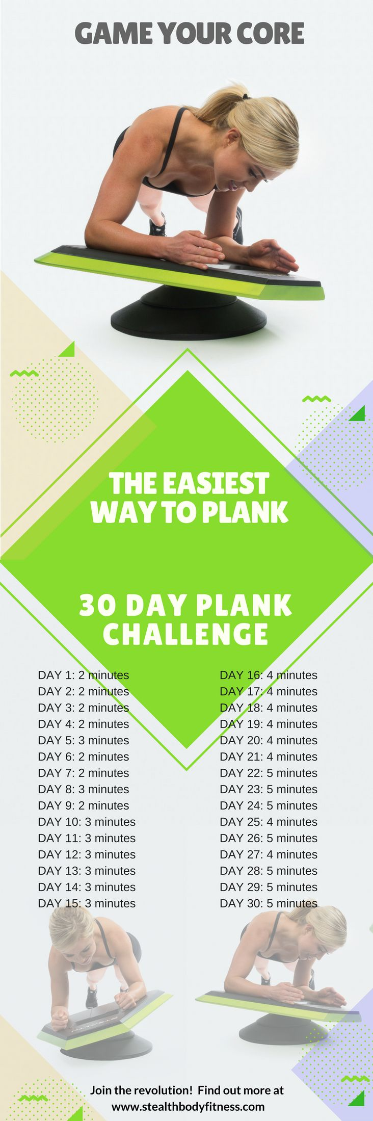 The Intense Plank Workout at Home. Great For All Levels including Beginners. This is a fun, easy and intense plank workout at home to keep you in shape this summer.  The new way to workout fast! Planking is a full body workout and helps you with your core strength too! Find out how you can get one in your home.