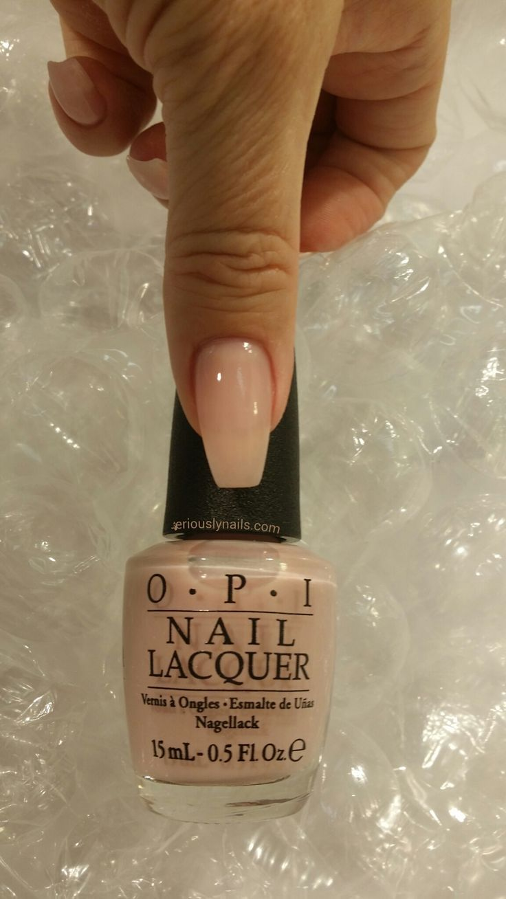 Die neueste Edition von Soft Shades von OPI ist in der legendären Nagellackfarbe … – Nails
