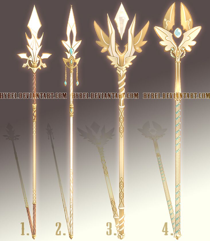 Auction : Weapon Adopt Set 23 [CLOSED] by HyRei.deviantart.com on @DeviantArt