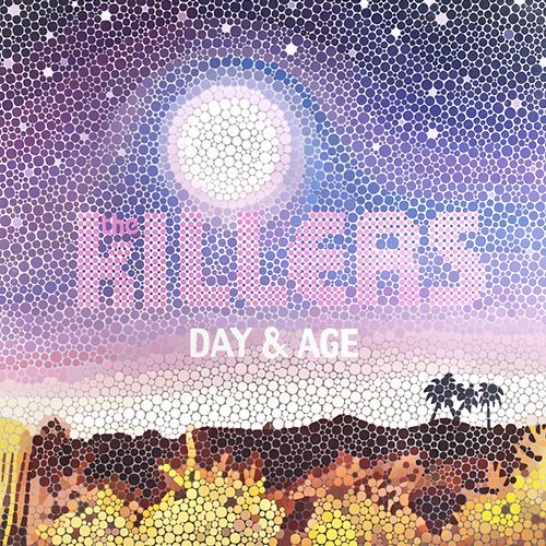 Rock Album Artwork: The Killers - Day & Age