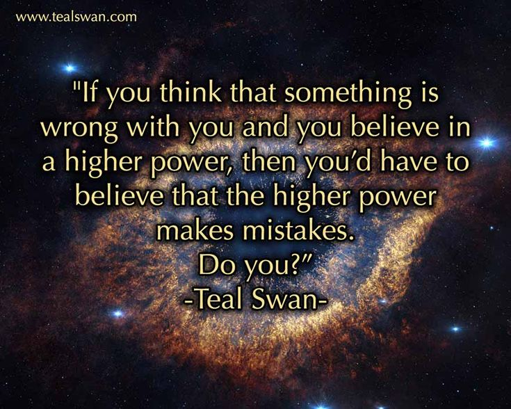 teal swan quote - Google Search