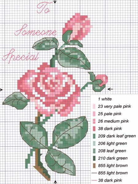Free Cross Stitch Pattern 2