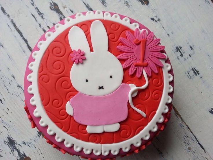 Nijntje taart, Nijntje cake