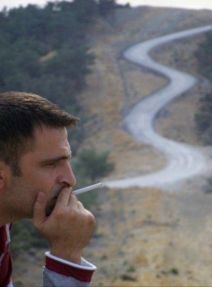 hembusan rokok