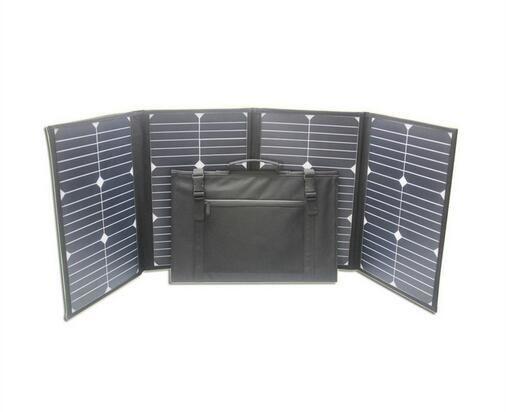 (159.99$)  Buy here  - Portable 80W Sunpower Folding Solar Panel Monocrystalline Solar Panel Manufacturers In China