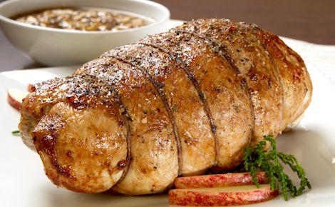 Epicure's Turkey Roast & Apple Balsamic au Jus