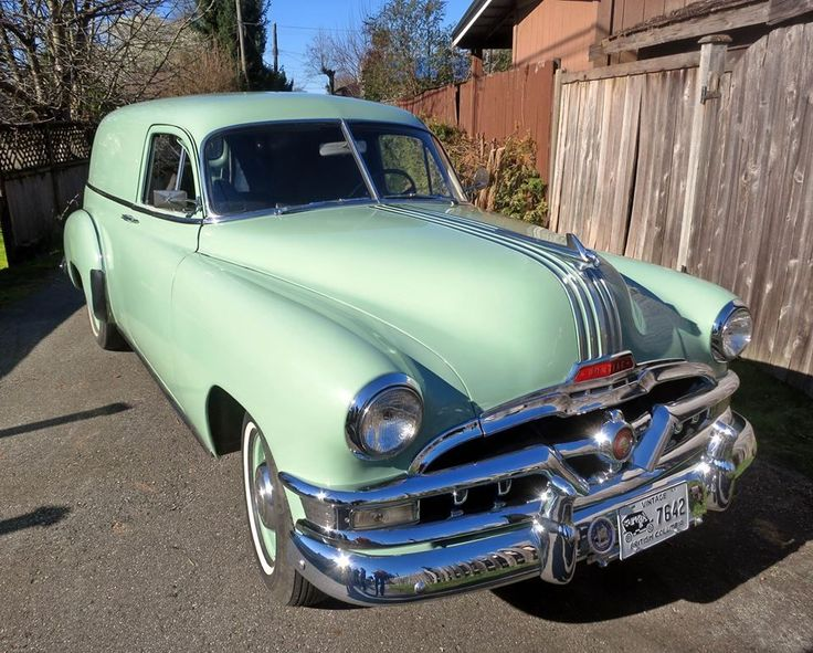 1952 Pontiac Delivery Sedan...Beep beep..Re-pin brought to you by agents of #Carinsurance at #Houseofinsurance in #Eugene/Springfield OR