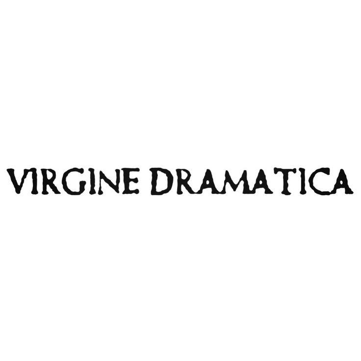 Virgine Dramatica Band Decal Sticker  BallzBeatz . com