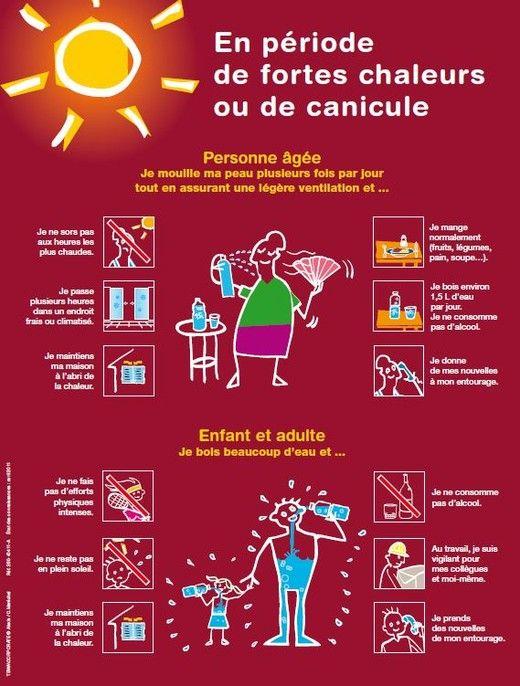 Plan canicule | Mairie de Bonneuil sur Marne : site officiel