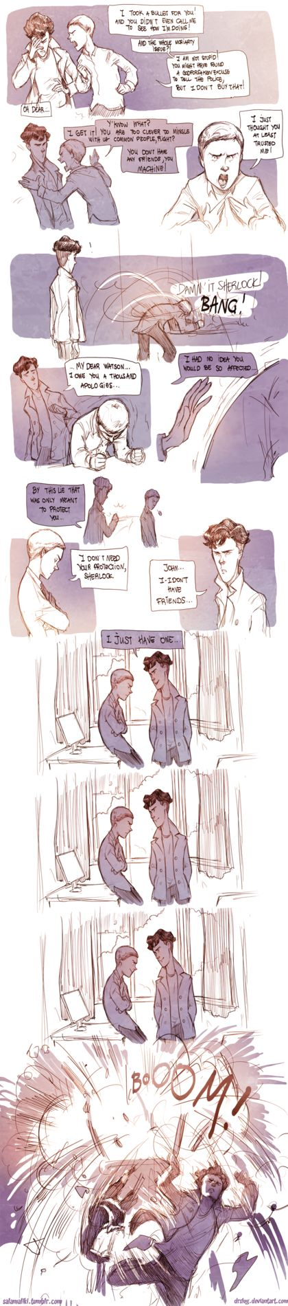 Teen Sherlock - Irene Pt4 by DrSlug on deviantART
