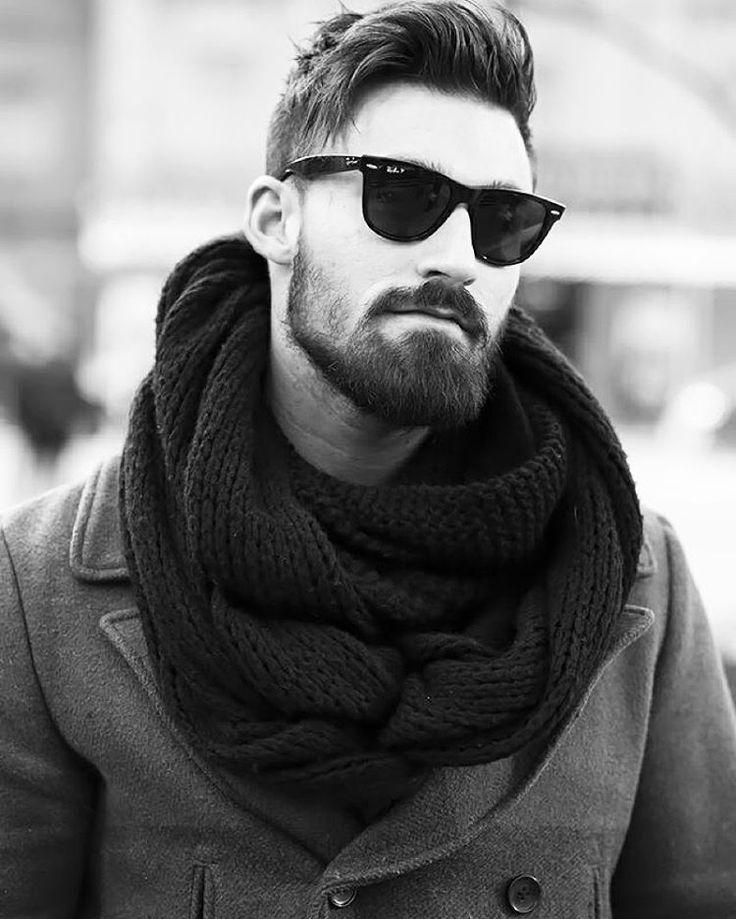Sunglasses & beard