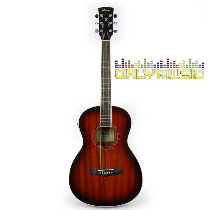 Guitarra Electroacústica Ibanez Caoba