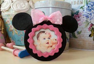 Marturie cu Minnie Mouse