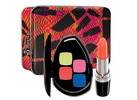 Maquiagem Make B. Kit SPFW by Dudu Bertholini O Boticário.