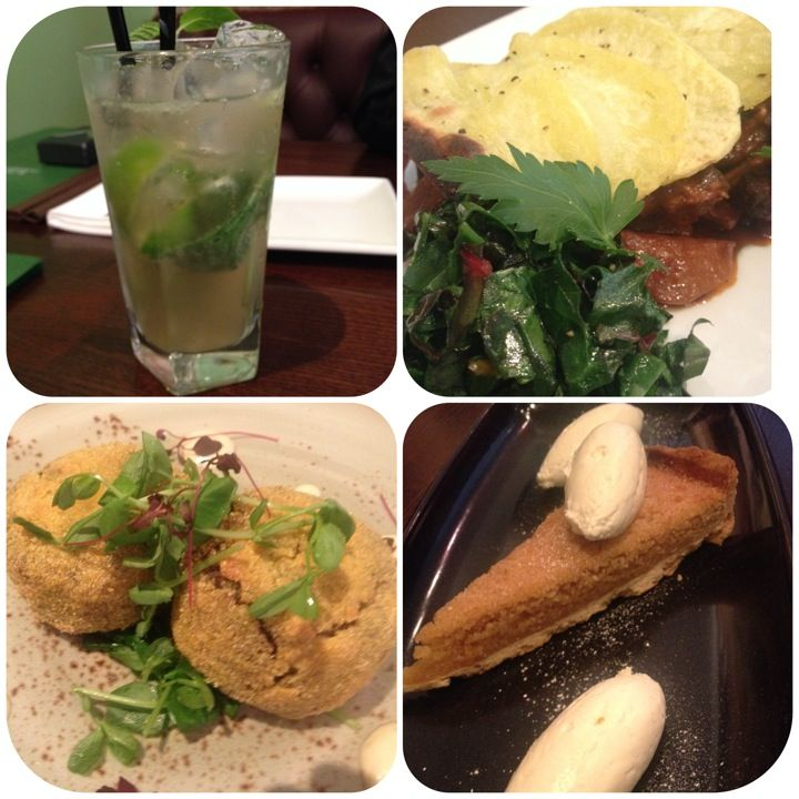 Greens in West Didsbury, Manchester. Recommended by India Taylor