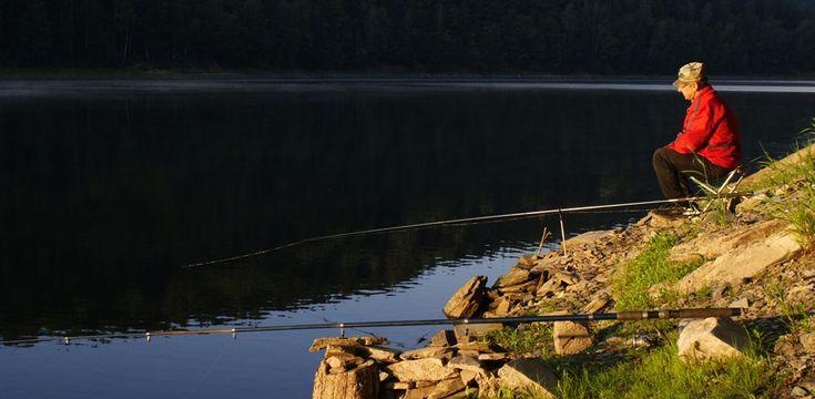 Ciesz się wspaniałą aktywność Wędkarstwo w pobliżu Jezioro Złotnickie Złoty Potok Resort w ciągu swojej przystępnej cenie.