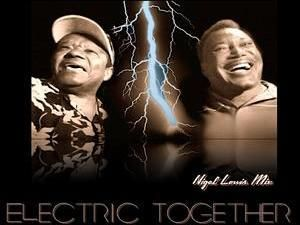 Little Anthony George Benson - Electric Together (Rmx)