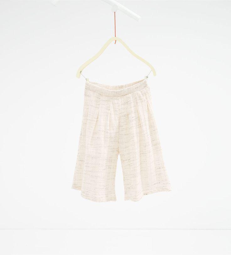 Imagem 1 de Saia-calça vigoré da Zara