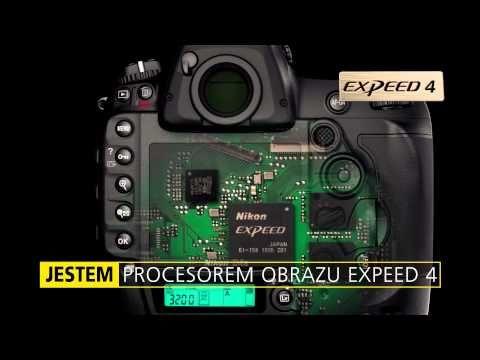 Nikon Polska - Aparaty cyfrowe - Lustrzanki cyfrowe - Profesjonalne - D4S - Nikon Produkty