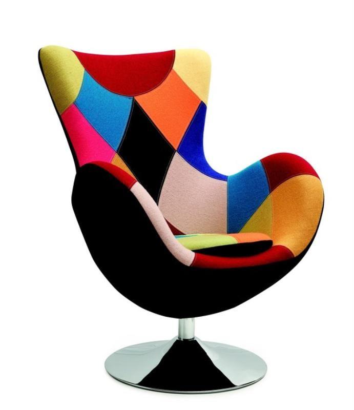 Relaxačná stolička Butterfly