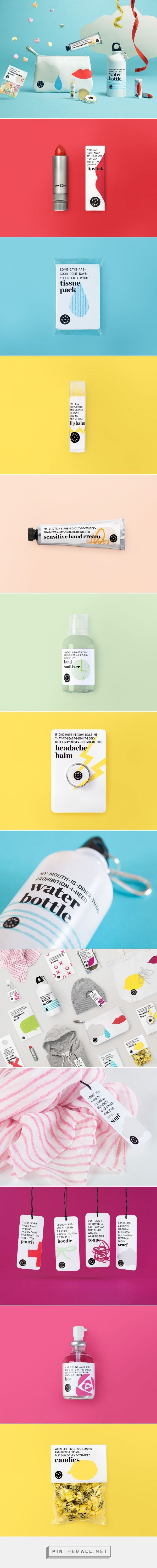 Give-A-Care - RETHINK Breast Cancer packaging design by Agency lg2 - http://www.packagingoftheworld.com/2018/01/give-care-rethink-breast-cancer.html