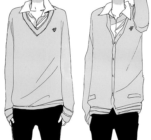 anime school boy uniform - Google Search