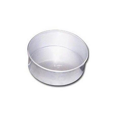 Moule aluminium rond Wilton 15 cm