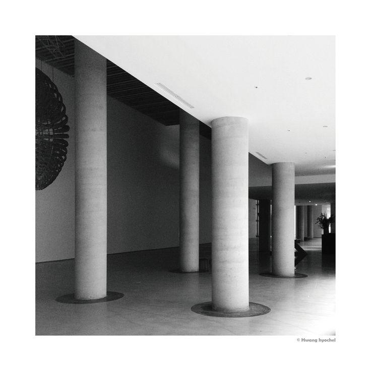 국립현대미술관 서울관 (National Museum of Modern and Contemporary Art) in 서울특별시