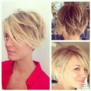 kaley cuoco hair - Bing Images