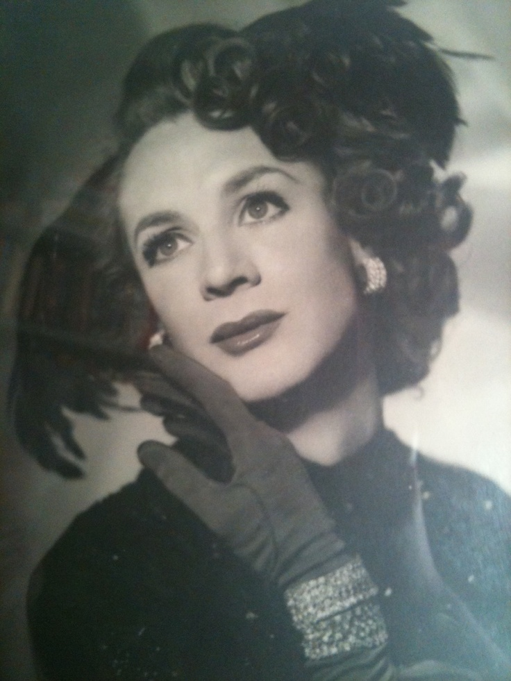 vintage drag queen photos