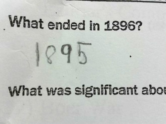 Funny Tests For Children And Brilliant Responses – 32 Pics