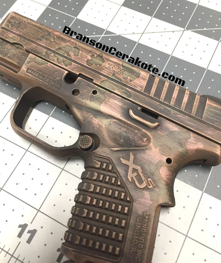 We are factory trained and certified by NIC, the Cerakote parent company. We'd love to Cerakote a firearm for you! We have customers from all over the United States.