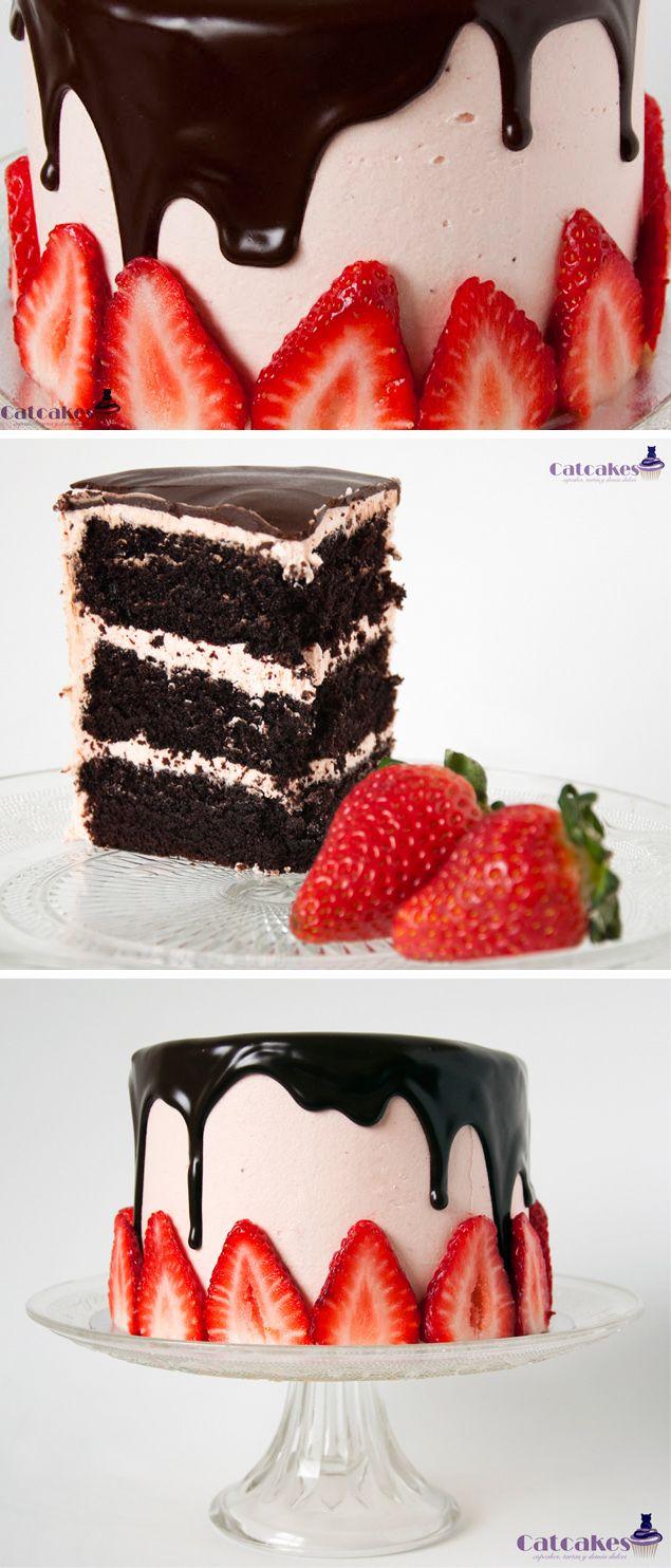 tarta-cocolate-frosting-fresa-pecados-reposteria-1