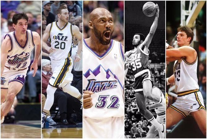 Utah Jazz | All Time Greats