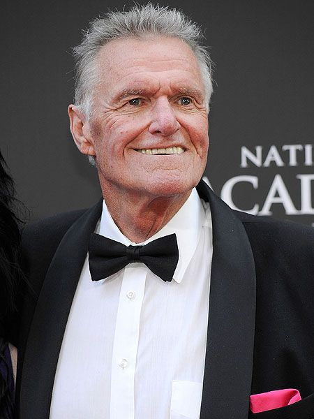 Charles Napier: Great voice, great looks, great actor.