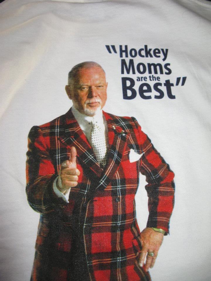 Don Cherry knows best!!!