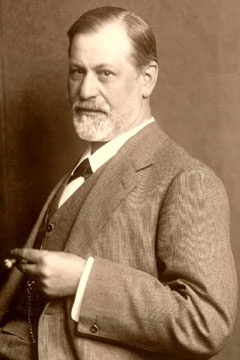 Sigmund Freud, 1856-1939 (https://pinterest.com/pin/287386019944792506/).
