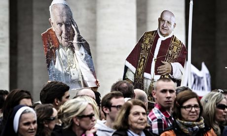 Of all Catholic rituals, canonisation is nonsense | Simon Jenkins