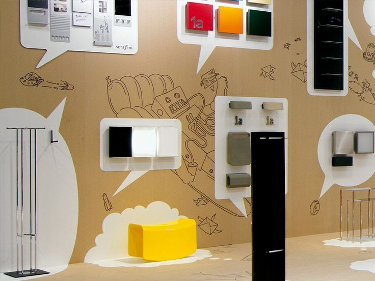atelier522 – Messedesign exhibition stand