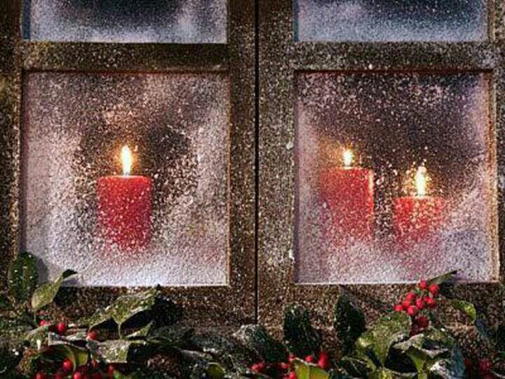 49 best irish christmas images on pinterest irish christmas tlc home christmas decorations from around the world a candle in the window began in ireland fandeluxe Document