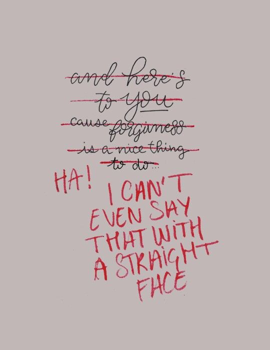 This is one of my favorite lines off her new album I love it I just bust up laughing!! Taylor has an amazing gift and her lyrics are so amazing for everything she does. Taylor Swift - This Is Why We Can't Have Nice Things