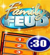 Play the family feud game online.  As fun as the TV show!