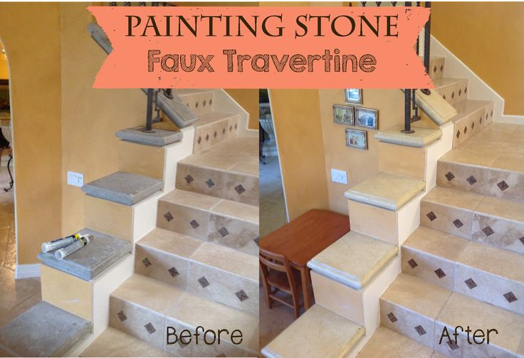 How to paint stone- faux travertine. Painting any kind of stone, what paints to use, And step by step tutorial. Tips from a professional faux painter. Theraggedwren.blogspot.com